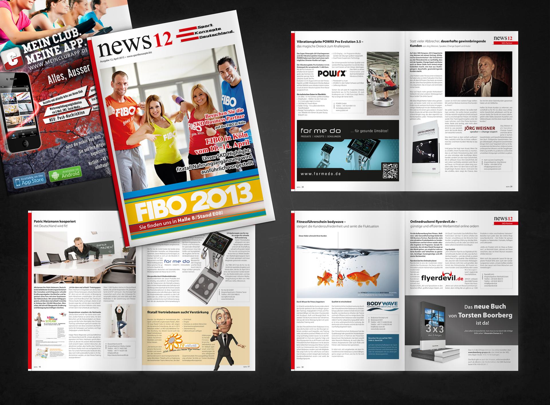 SKD News Kundenmagazin