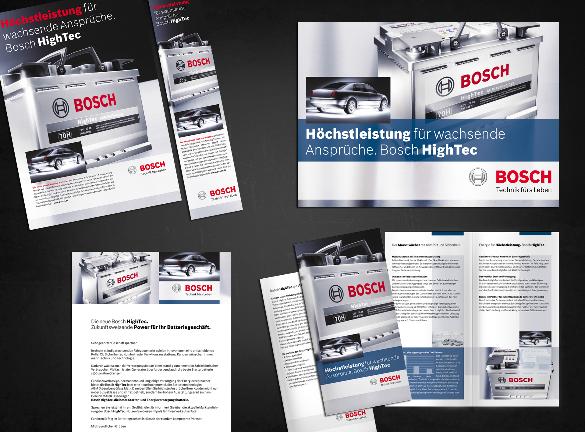 Bosch HighTec-Batterie Kampagne